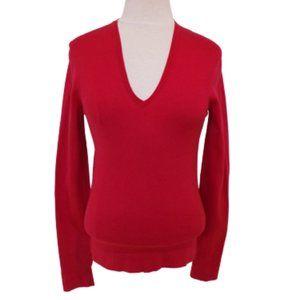 Hugo Boss Red Label V Neck Fine Knit- Sz. Sm